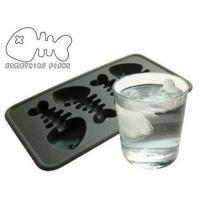 China fish bone ice cube tray on sale