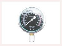 China PG-028 Liquid Pressure Gauge with bottom connection on sale