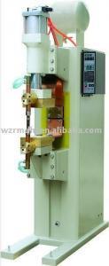 China DN-16.25.35.50.75.100.160 Microcomputer controller Pneumatic resistance spot welding machine on sale