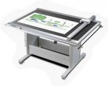China Graphtec FC2250-120ES Flatbed Plotter with Electro Static Charge on sale