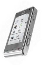 China KU990 Viewty Silver Unlocked 5.1 MP Tri Band GSM Phone on sale