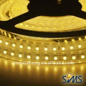 China high power led strip lighting flexible on sale