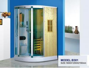 China Modern Sauna Room on sale