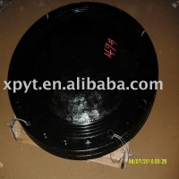 China Ductile Iron Blank Flange on sale