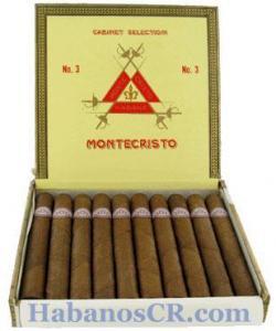 China Montecristo Montecristo No 3 (10) - Cuban Cigars on sale