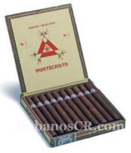China Montecristo Montecristo No 1 (10) Cuban Cigars on sale