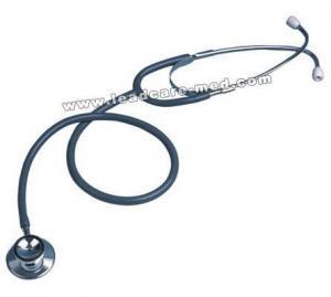 China Dual head stethoscope on sale