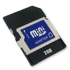 China Custom Mini SD Card on sale