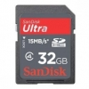 China SanDisk 32GB Ultra (15 MB/s) SDHC Class 4 for sale