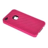 China Mesh Style Silicone Case for iPhone 4G for sale