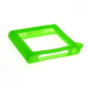 China Silicone Case for iPod nano 6G (Green) on sale