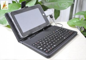 China iPad/tablet PC Accessories Keyboard Leather case Item No.:MW-C10 on sale