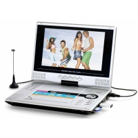 10.4 inch Portable DVD Model: SW-PD108