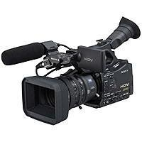 China Sony HVR-Z7U 1080i HDV Camcorder w/Interchangeable on sale