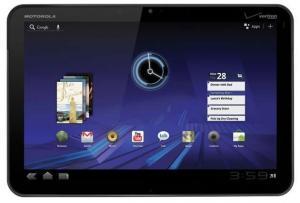 China Motorola Xoom MZ604 32GB Tablet WiFi (Black) (Unlo on sale