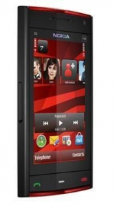 China NEW NOKIA X6 BLACK/RED UNLOCKED on sale