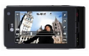 China NEW UNLOCKED LG KU990 5.0MP 3.0 LCD WITH 2GB CARD on sale