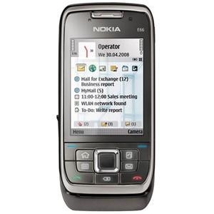 China NEW NOKIA E66 WHITE STEEL 3MP CAMERA 3G PHONE*FREE on sale