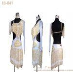 China Latin competition costume on sale