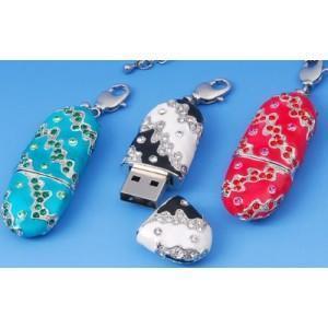China Jewelry usb memory on sale