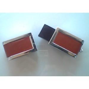 China metal edge leather memoria usb( PJ015 ) provided by memoria usb manufacturers on sale