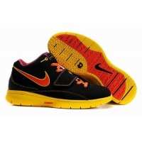 China Nike Kevin Durant KD 2 (II) Shoes in black/yellow/ on sale