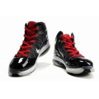 Nike LeBron VII PS Black Red White