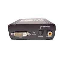 China HDMI Converter DVI+SPDIF to HDMI Converter on sale