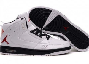 China Nike Air Jordan Nike Air Jordan 1 White/Black on sale