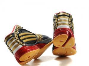 China Adidas Tracy Mcgrady Adidas T-Mac 9 Shoes black/gold on sale