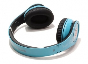 China Monster Beats Headphone(48) Blue Monster Beats Studio by Dr. Dre Headphones on sale