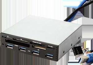 China USB 3.0 Internal Combo Hub[P3-35-UC-11-2] on sale