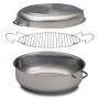 China 02038 Stainless Steel 10 Qrt Multi-Baker/Roaster on sale