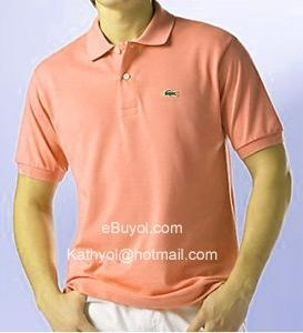 China Men's solid polo shirts on sale