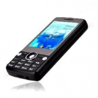 TV Cell Phone Shaking Function Phone - Dual Card Quad Band Tou