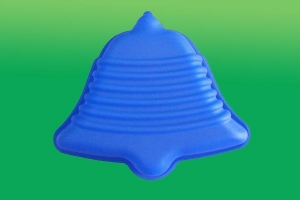 China Christmas bell baking mold on sale