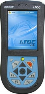 China Pocket PC i.roc 620-Ex EU - Industrial PDA ATEX Zone 1 Gas and Dust certified (Zelm) on sale