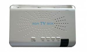 China Analog TV Box on sale