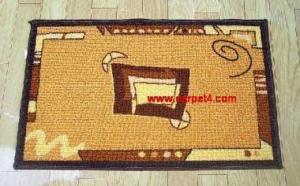 China Printed nylon loop pile carpet on sale