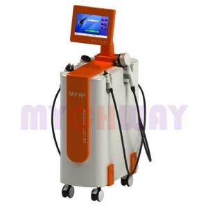 China Tripolar Rf Vacuum Suction Cellulite Reduction Machine on sale