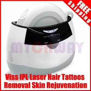 China Viss Ipl Laser Hair Tattoos Removal Skin Rejuvenation on sale