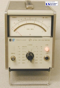China Agilent/HP 3400A RMS Voltmeter on sale