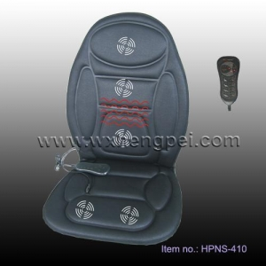 China Car Cushion Massage cushion with heating (HPNS-410) on sale