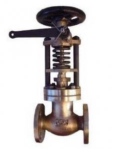 China Marine Hydraulic Fuel Oil Tank Emergerncy Shut-off Valve JIS F7399 5K Type F on sale