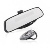 Cheap Bluetooth Rearview Mirror