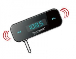 China 2-In-1 FM Transmitter + Hands Free on sale