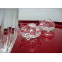 China Crystal Salt & Pepper Set on sale