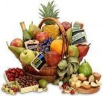 Fruit Gift Baskets Orchard Harvest