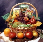 Fruit Gift Baskets Heart & Healthy Fruit Gift Basket