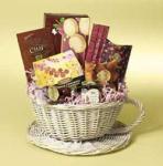Birthday Presents Tea Party Gift Basket